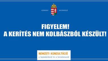 Tizenöt plakát, melyekkel a kormány külföldön ijesztgetheti a migránsokat