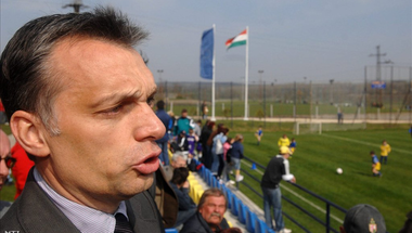 Úgy tűnik, Orbán Viktor rámozdult a Nemzeti Sportra is