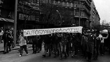A Fidesz azt is meg szeretné mondani, hogy mikor legyenek zavargások