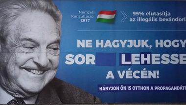 Ha levennék a polcról a Stop Sorost, üresen kongana a Fidesz ajándékboltja
