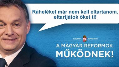 Tizenhárom tipp az újabb kormányzati plakátkampányhoz