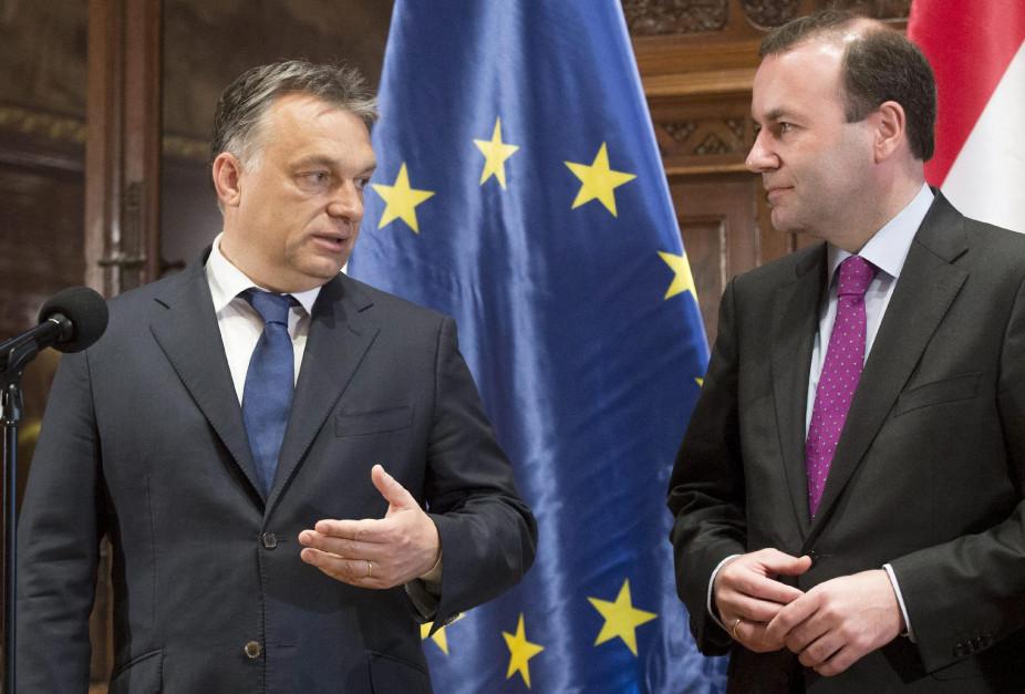 058d6a1b54 Az Európai Néppárt vezetői elbeszélgettek egy kicsit Orbán Viktorral, és a  magyar miniszterelnök máris erős kereszténydemokrata kormányzást vizionál a  jövő ...