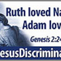 Bibliával a homoszexualitásért