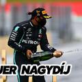FUTAM KIBESZÉLŐ: Tribün Szélárnyék - Lewis Hamilton az új Michael Jordan?