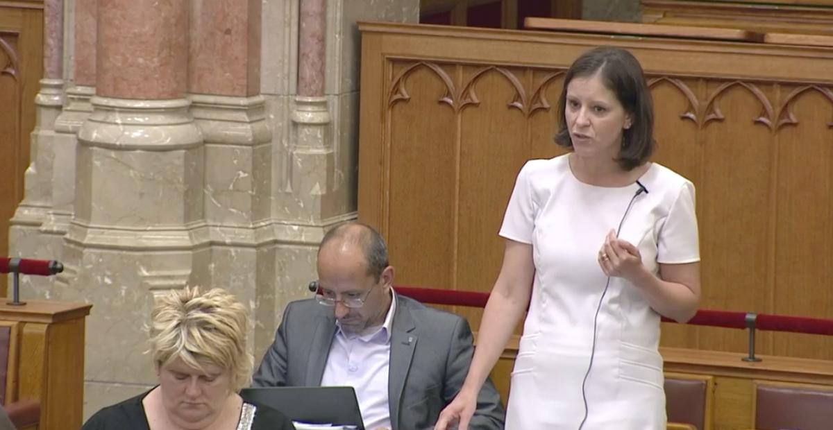 Felszólalásom teljes szövege a közigazgatási bíróságokról szóló törvény hatálybalépésének elhalasztásáról szóló parlamenti vitán