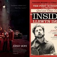 DUPLA VETÍTÉS - Jersey Boys / Inside Llewyn Davis