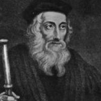 John Wycliffe (1325?-1384) / Reformáció hete