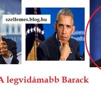 A legvidámabb Barack