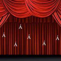 Színházi előadások közben néha előfordul