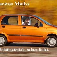 Daewoo Matisz - felejtsd el a bálnamercit