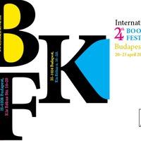 XXIV. Budapesti Nemzetközi Könyvfesztivál Cetti szemével