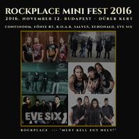 RockPlace MiniFest 2016 – hat zenekar a fesztiválhangulatért