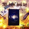 """2018 """"legjei"""" book tag"""