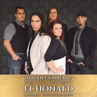 Echonald Acoustic/Unplugged Show – 2016. 12. 17. GitárPont