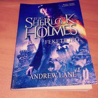 Ideje volt belevetnem magam az ifjú Sherlock Holmes kalandjaiba!