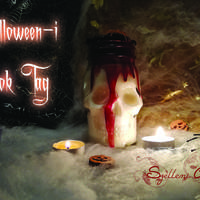 Halloween-i Book Tag