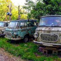 RONCSNAP - Elfeledett járművek nyomában