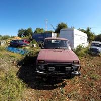 Roncsok: Roncstemető a Krk-szigeten