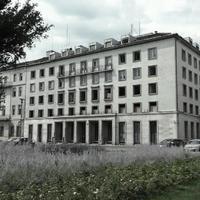 Az elhagyatott MSZP székház