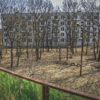 Az újmajori szovjet laktanya