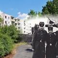 Szovjet szellemváros a fénykorában és most