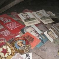 Mit rejtenek a szovjet laktanyák padlásai?