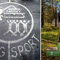 Elhagyatva: Bakony Művek Sporttelep