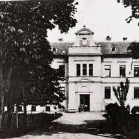 Elhagyatott gyermekkórház