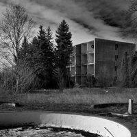 Elhagyatott horrorüdülő a Balatonnál