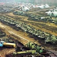 Rassokha - Roncstemető Csernobil közelében
