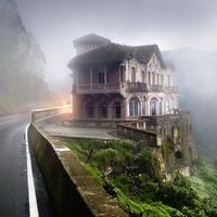 Hotel Del Salto - Szellemhotel Kolumbiában
