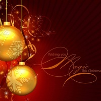 Kellemes karácsonyi ünnepeket kívánok!