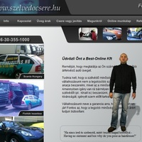 www.szelvedocsere.hu frissítés