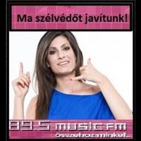 Szélvédő javítás MusicFM 89.5 élő adásban!