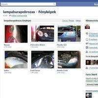 Elkészült a www.facebook.com/lampaburapolirozas weboldalunk
