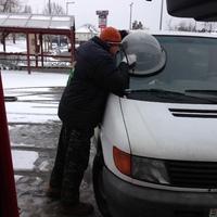 Hóban is van szélvédőjavítás Dunakeszin