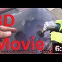 Szélvédő polírozás 3D film!