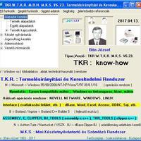 TKR ANSI-NTVDM-XP-TKR-Készlet Enterprise