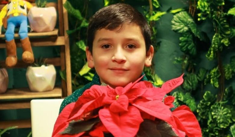 Vállalkozást indított egy 8 éves fiú, hogy segítsen a családján