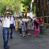 Közös zarándoklaton hinduk és katolikusok