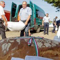 Magyarok Kenyere - a kárpátaljai magyar gazdák kitettek magukért