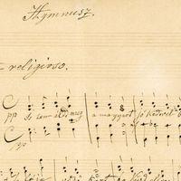 A Himnusz születésének 175. évfordulójára emlékeznek a Nemzeti Múzeumban