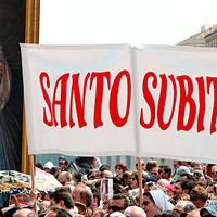 Santo Subito - Európa életszentségért kiált