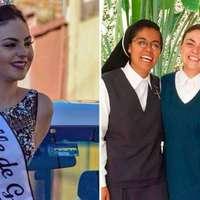 Korona helyett a fekete fátylat választotta a mexikói lány