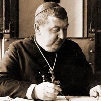 Az elhagyott tabernákulum szent püspöke