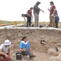 Megtalálták a bibliai Ciklág filiszteus város maradványait