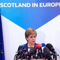 Skót miniszterelnök: Skóciának képesnek kell lennie a függetlenségre