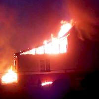 Gyújtogatás miatt éghetett le a kárpátaljai imaház