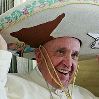 Tequilát is kapok? - világrekord élő fénylánccal várták a pápát Mexikóban