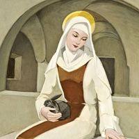 Erdő Péter a Margitszigeten tart szentmisét Szent Margit tiszteletére